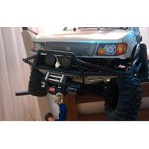 Jeep Axial Trail Honcho Com Guincho Por Controle Remoto