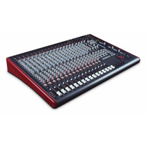 Mesa De Som Allen And Heath, Modelo Zed R16