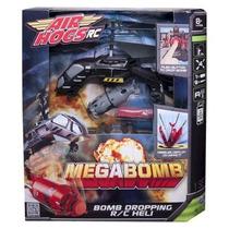 Helicóptero Controle Remoto Air Hogs Megabomb