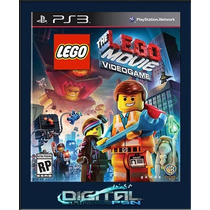 Lego The Movie Ps3 Legendado Pt Br Envio Imediato