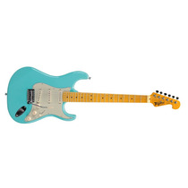 Guitarra Strato Modelo Fender Tagima Tg530 Woodstock Verde