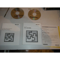 Manual+ Cd Microsoft Office Xp Original Japones.