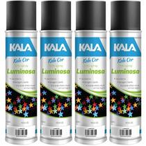 Tinta Sprayluminosa Várias Cores - Super Efeito - Uso Geral