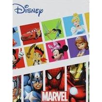 Papel De Parede Coleção Disney E Marvel (infantil) - York