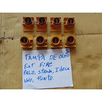 Tampa De Óleo Motor Fiat Fire Original