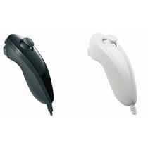 Nunchuck Para Wii E Wii U Remote Controle Nunchuck Original