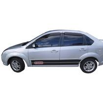 Adesivo Lateral Personalizado Ford Fiesta 02/14