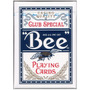 Baralho Bee Club Special - Azul - Pôquer - Original