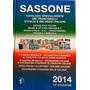 Catalogo Especializado De Selos Da Italia Sassone 2014
