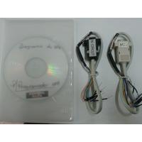 Mega Dvd Esquema De Ligação P/ Upa+cabo Mcu E In-circuit 5nf