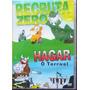 Dvd Recruta Zero/hagar + Pica-pau + O Gato Felix