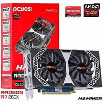 Placa Video Radeon R7 260x Hammer 1gb Gddr5 128 Bits Pcyes
