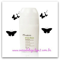 Natura Erva Doce Desodorante Roll-on Antitranspirante 75ml