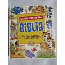 Bíblia Infantil- Minha Primeira Bíblia Capa Dura