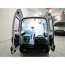 Fiat Doblo Ambulancia Simples Remoção
