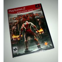 God Of War Ii 2 Original Lacrado - Playstation 2 Ps2, Ps3