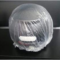 Protetor Capacete De Plástico -50 Un - F R E T E G R Á T I S