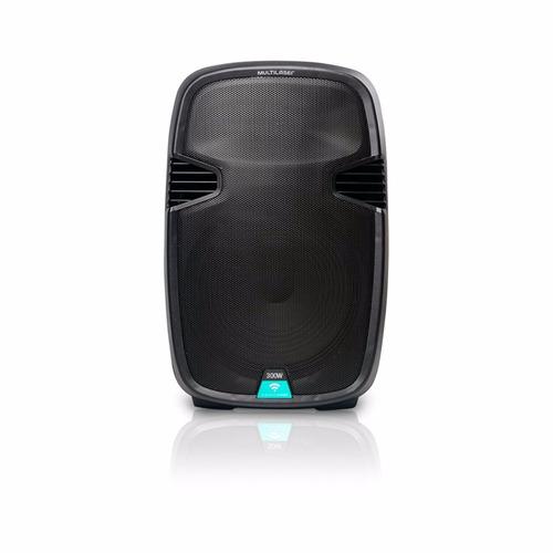 Caixa De Som Portátil Amplificadora Bluetooth - Sp220