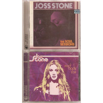 2 Cd´s Joss Stone - Soul Session / Mind Body ( Frete Gratis
