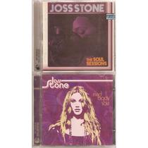 2 Cd´s Joss Stone - Soul Session / Mind Body