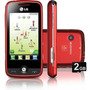 Lg Cookie Plus Gs290 Touch Mp3 Bluetooth Câm 2mpx Desbloq
