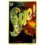 Espionagem Guerra Bomba 1941 Itália Filme Poster Repro