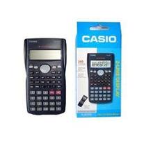 Calculadora Cientifica Casio Fx82ms 240 Funções Cassio