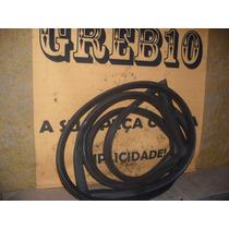 Borracha Guarnição Para-brisa Caminhão Mercedes 608 Antigo