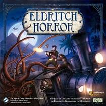Eldritch Horror Boardgame - Jogo Tabuleiro Em Português Br