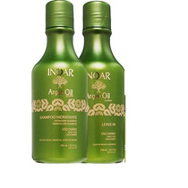 Kit Shampoo E Leave De Argan 250 Ml Inoar
