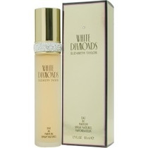 Perfume White Diamonds Elizabeth Taylor Edp 50ml - Original