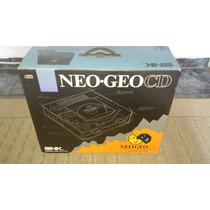 Neo Geo Cd / Zerado