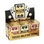 Baralho Copag Texas Holdem 100% Plástico Poker Novo Lacrado!