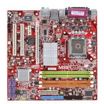 Placa Mae Msi Ms 7276 G965 (positivo) Socket 775 Ddr-2