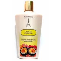 Hidratante Paris Secret Mango Tropical 250ml Atacado 10un