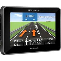 Gps Multilaser 4.3 Tracker Touch Radar Fala Nome Rua Tts Mp3