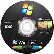 Cd Formatação Windos 7 E 8 Todas Versões + Cd Extra + Frete