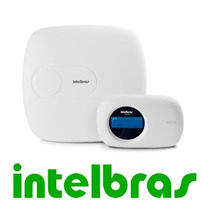 Central Alarme Monitoravel Amt 2010 Intelbras Com Teclado