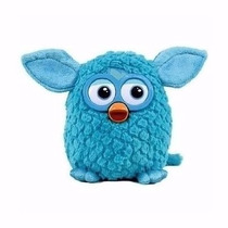 Boneco Furby Azul - Brinquedo Infantil