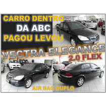 Vectra Elegance 2.0 Manual Ano 2007 - Seminova Impecável