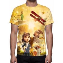 Camisa, Camiseta Filme O Pequeno Príncipe - 2015