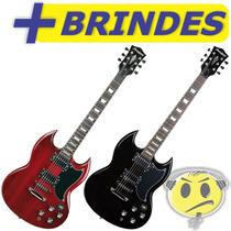 Guitarra Strinberg Clg 24 Sg + Brinde Loja P R O M O Ç Ã O