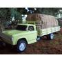 Miniatura Caminhão Dodge Em Resina Escala Aprox 1:43