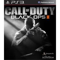 Call Of Duty Black Ops 2 Jogo Ps3 - Em Português