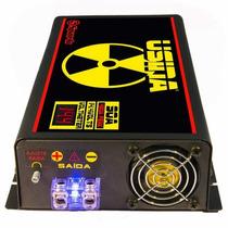 Fonte Spark Usina 90a Carregador Bateria C/ Voltimetro 14,4v