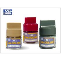 Tinta Mr.color Gunze P/ Kits Revell, Tamiya, Plastimodelismo