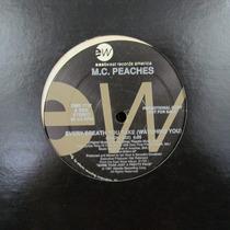 Lp Mc Peaches Every Breath You Take The Police Radio Remix
