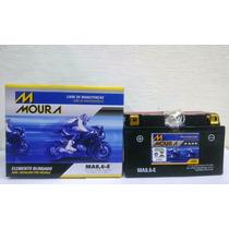 Bateria Moura Cb 600f Hornet 2012 2013 Ma8,6e Ref Ytz 10s