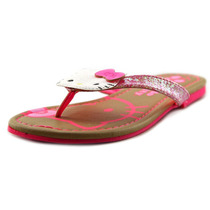 Hello Kitty Synthetic Erica Juventude Thong Sandal