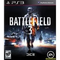 Battlefield 3 Ps3 Via Card Psn